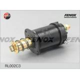 Втягивающее реле FENOX RL002C3 (60/3708800) стартер ГАЗ 12В