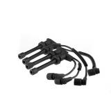 Провод высоковольтный BRISK ГАЗ дв.406 с нак.под катушку BOSСН силикон /BR 630S/